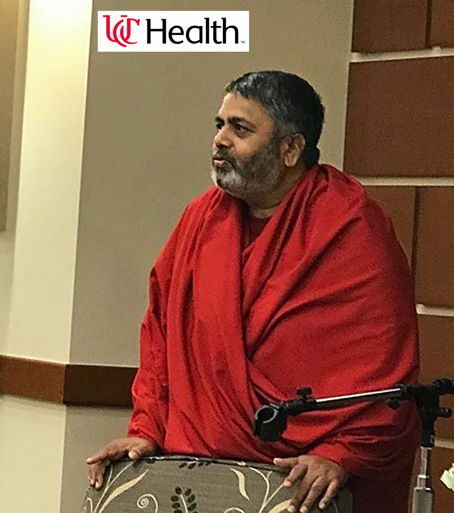 Dr. Shivanand at UC Health